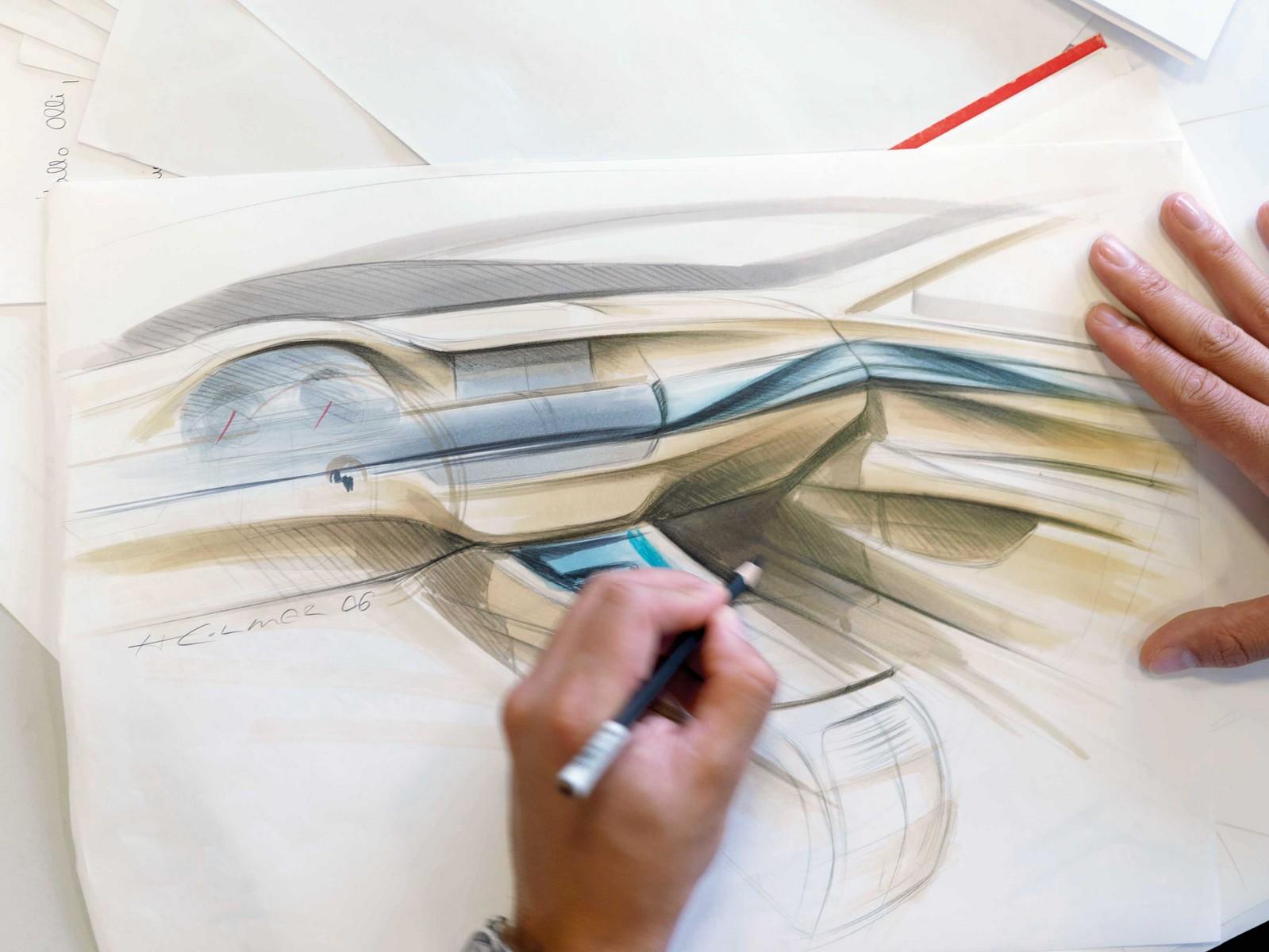 مراحل عملية التصميم في مجموعة بي أم دبليو