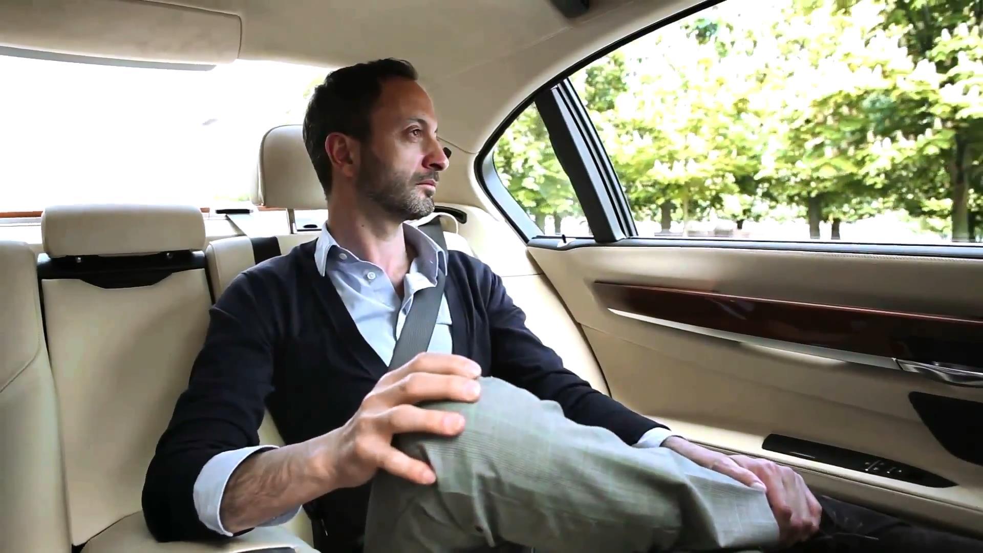 كريم حبيب رئيس التصميم لدى مجموعة بي أم دبليو يتحدث عن العمل داخل أروقة الشركة