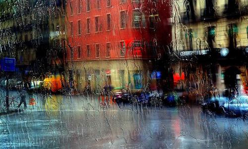 إرشادات ومصادر إلهام في التصوير تحت الأمطار