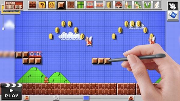 صمم مراحلك مع لعبة سوبر ماريو الجديدة